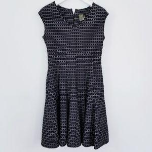 Taylor Geo Print Dress